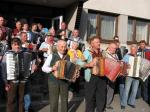 Harmonikáři - září 2010